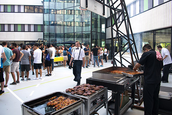 barbecue catering utrecht