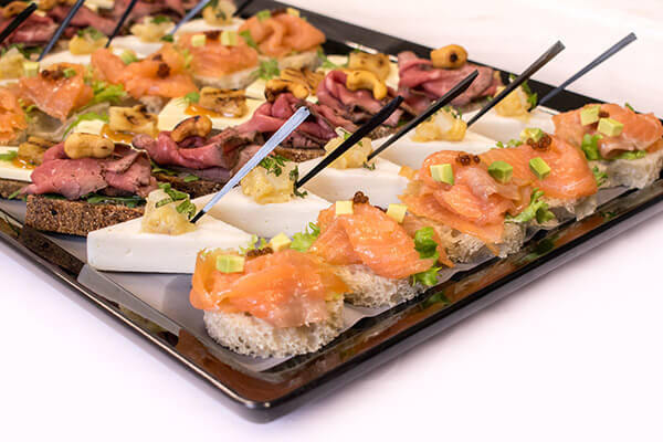 duurzame catering