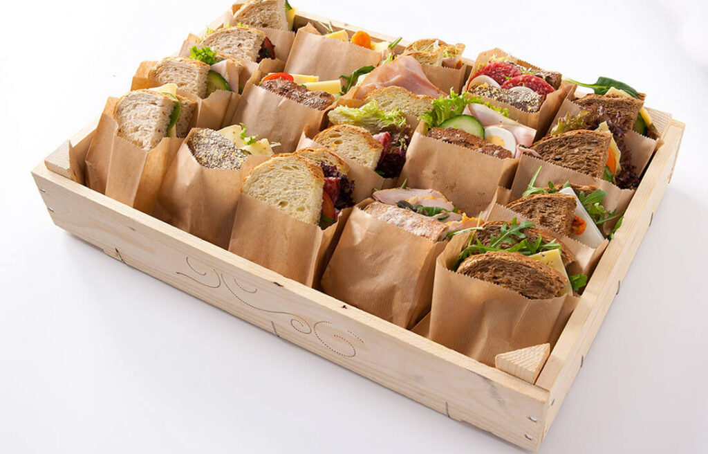 speciale lunches catering
