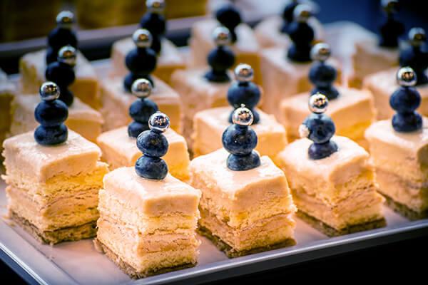 dessert buffet catering