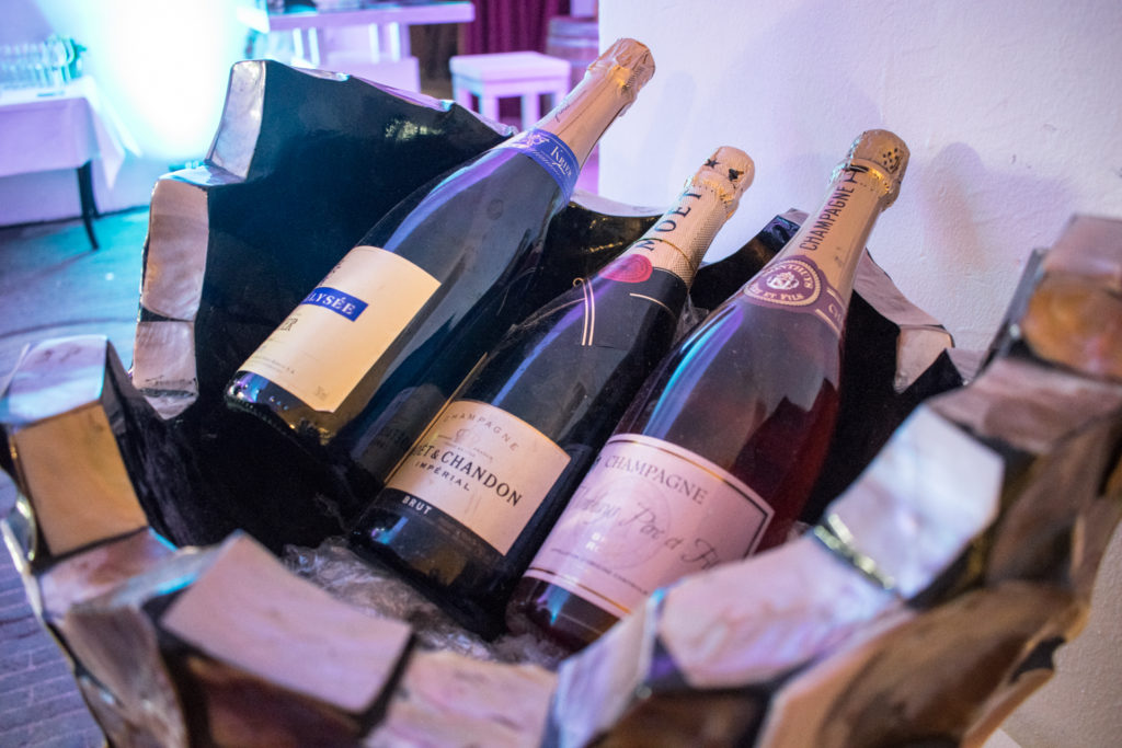 champagne catering utrecht