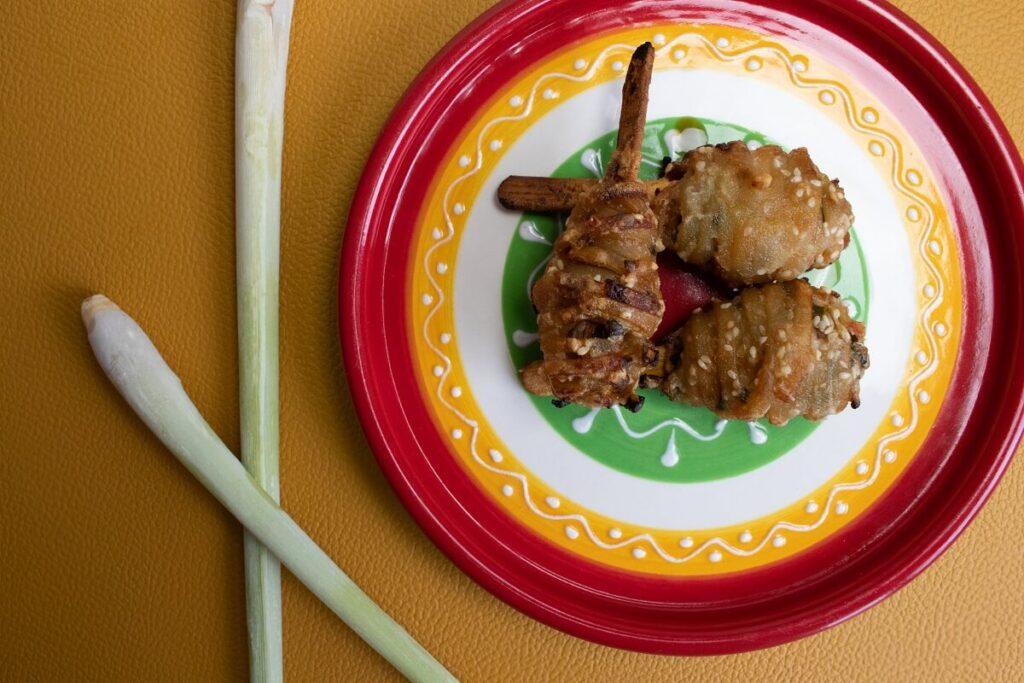 borrel warme tafelgarnituren noodle stick