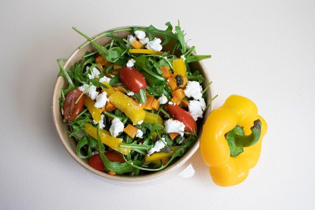 Grab en Go salade