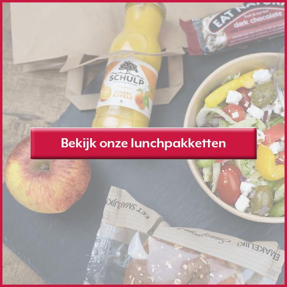 Lunchpakket website