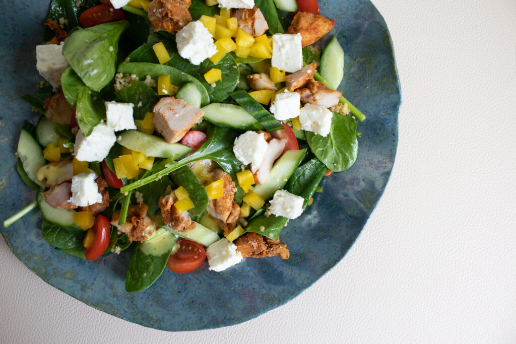 californie power salade